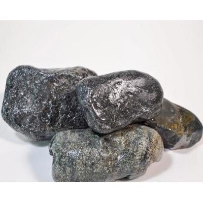 Нефрит шлифованный для бани и сауны, 1кг