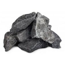 Долерит колотый камень для бани и сауны 1 кг