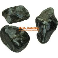 Нефрит галтованный камень для бани и сауны, 1кг