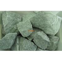Жадеит камень для бани и сауны колотый 1 кг