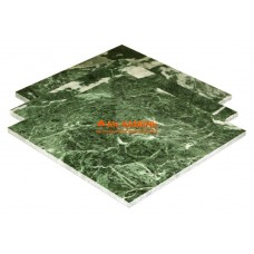 Плитка из змеевика 300*300*10 для бани и сауны, 1шт