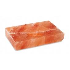 Кирпич из гималайской соли обработанный 200*100*50 мм, 1шт